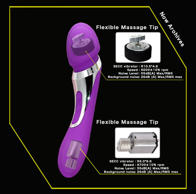 Cupidove wearable wand vibrator directly sale for couples-6