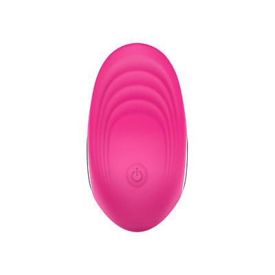 Silicone rabbit vibrator  clitoral stimulators  wearable silicone vibe