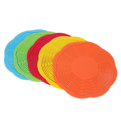 Food Grade Place Mat Silicone Cup Mat Table Protection Mat Multipurpose Trivet