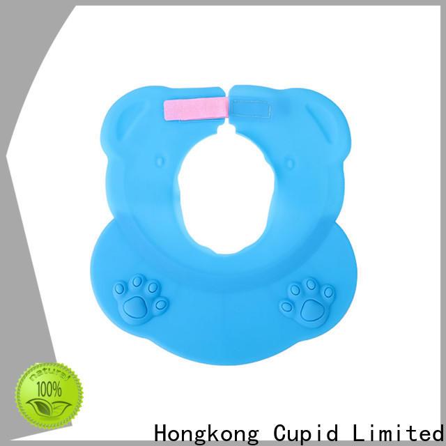Cupidove waterproof silicone feeding bib wholesale for children