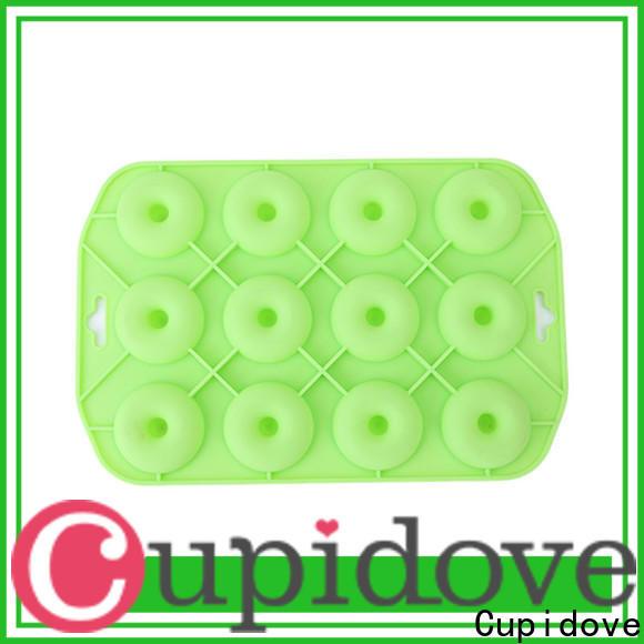 Cupidove organic silicone baking molds wholesale Dishwasher
