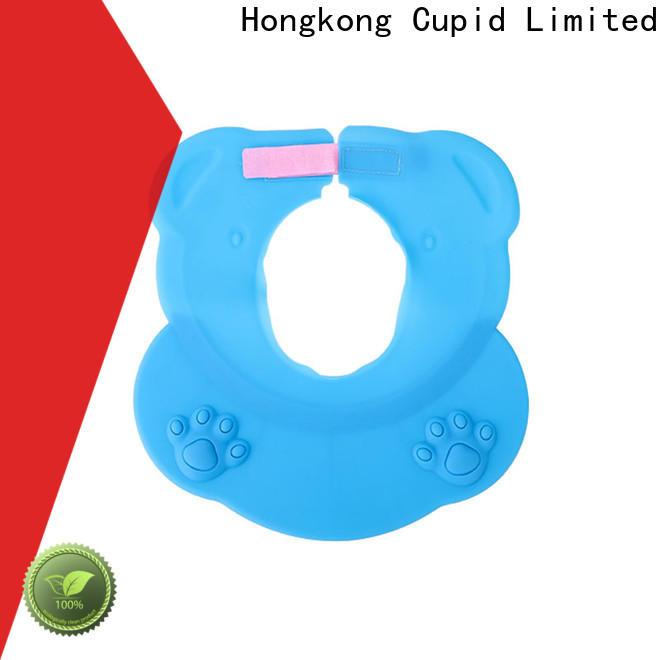 Cupidove healthy silicone feeding bib supplier for children