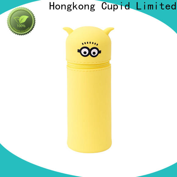 Cupidove portable reusable silicone straws supplier for kids
