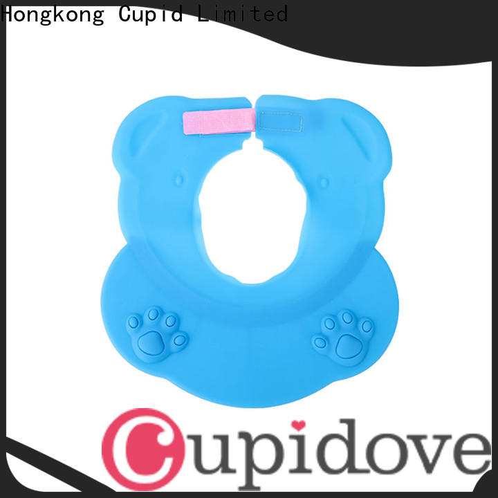 Cupidove waterproof best silicone baby bibs directly sale for children