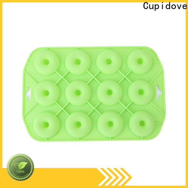 Cupidove organic silicone cupcake molds customized baking