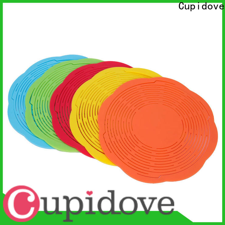 Cupidove custom silicone wristbands customized for foods