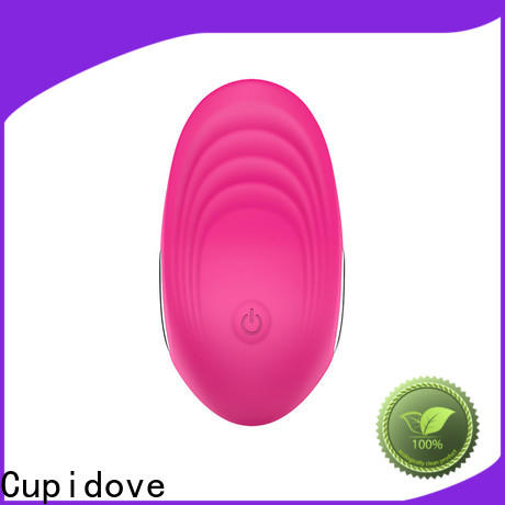 Cupidove rechargeable g-spot vibrator manufacturer for couples