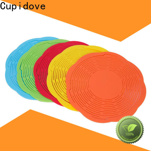 Cupidove smooth silicone wrist band factory for dinner