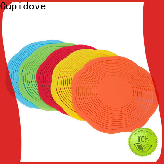 Cupidove smooth custom silicone wristbands supplier for dinner