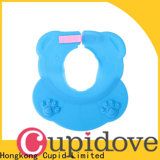 Cupidove waterproof silicone bib customized for feeding
