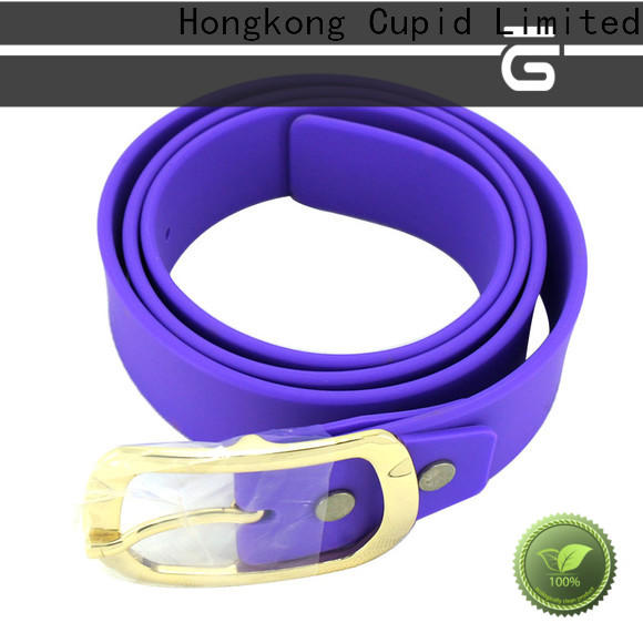 Cupidove smooth custom silicone wristbands directly sale for kids