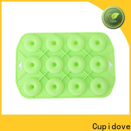 Cupidove organic silicone cake molds customized baking