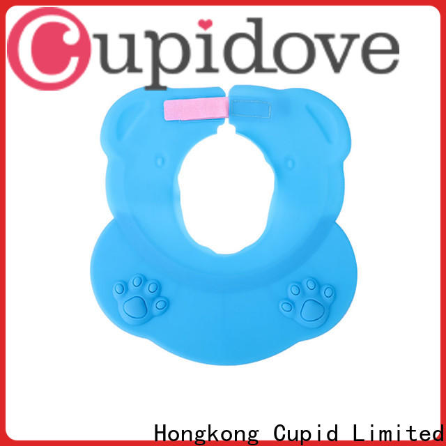 Cupidove food grade best silicone baby bibs customized for children