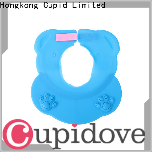 Cupidove rubber baby bibs directly sale for feeding