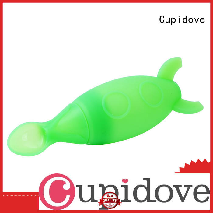 Cupidove silicone feeding bib factory price for feeding