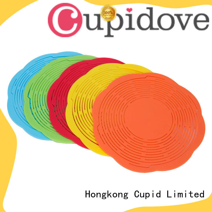 Cupidove smooth silicone wrist band manufacturer for kids