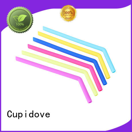 portable silicone drinking straws supplier for foods