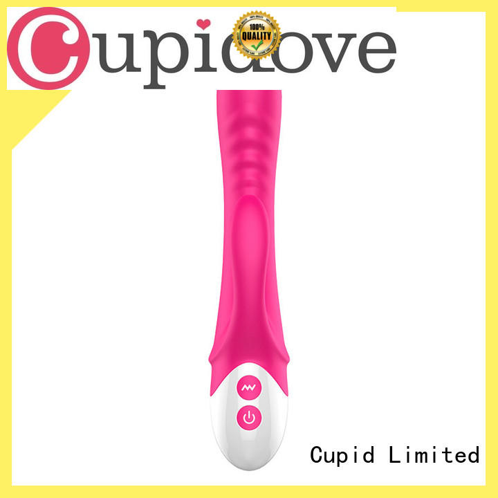 clitoral rabbit vibrator handheld adult Cupid