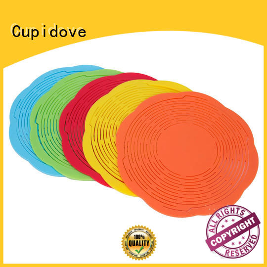 Cupidove smooth reusable silicone straws directly sale for dinner