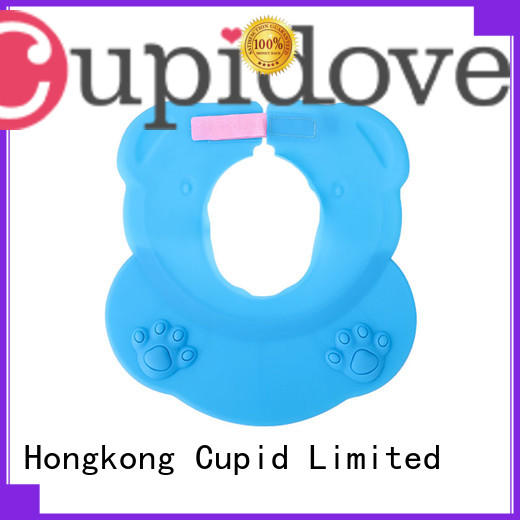 Cupidove healthy rubber baby bibs directly sale for feeding