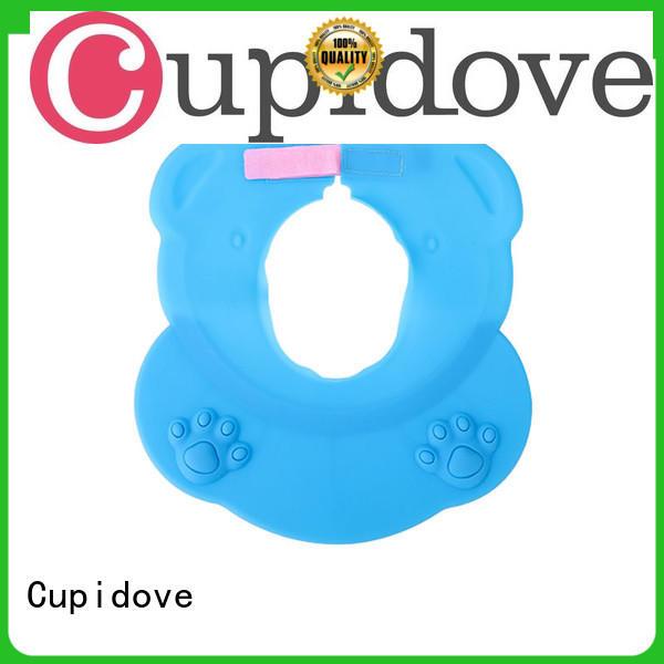 Cupidove waterproof rubber baby bibs factory price for children