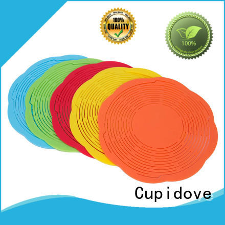 Cupidove smooth reusable silicone straws factory for dinner