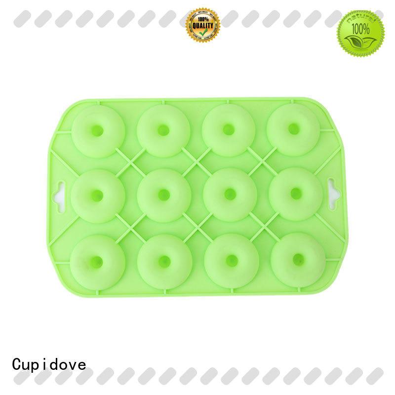 convenient silicone baking molds supplier Dishwasher