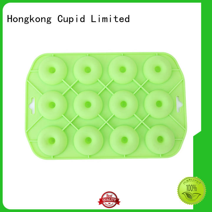 Cupidove convenient silicone cake molds factory price Microwave