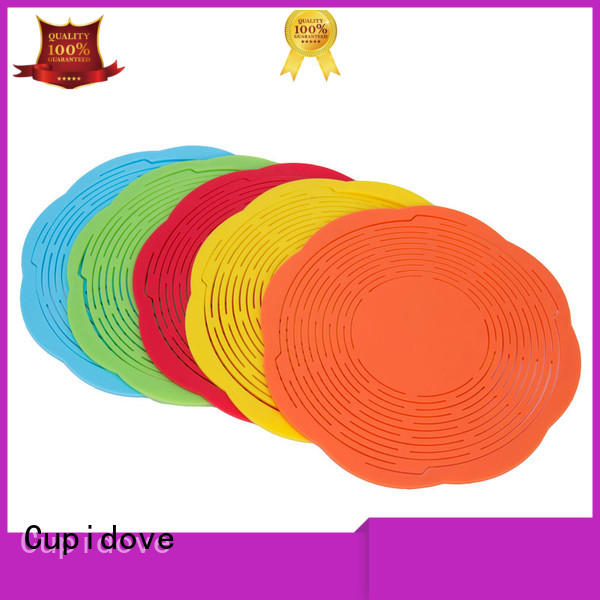 Cupidove smooth silicone straw factory for kids