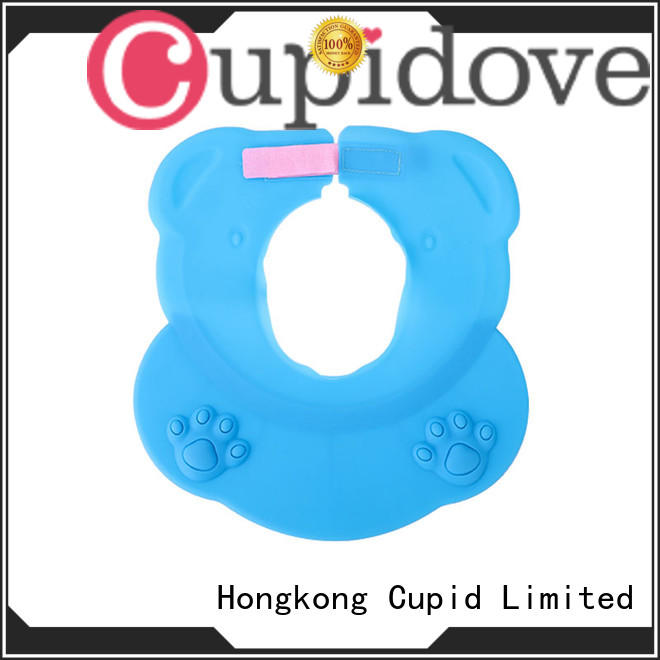 Cupidove waterproof silicone baby bibs directly sale for feeding