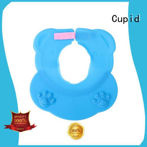 food grade silicone rubber baby bibs FDA approved feeding Cupid
