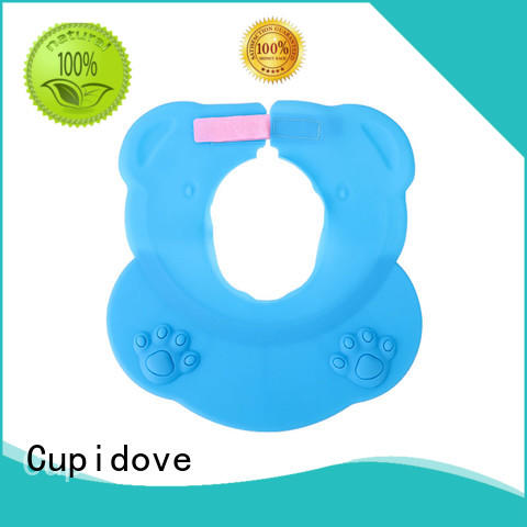 Cupidove silicone feeding bib directly sale for children