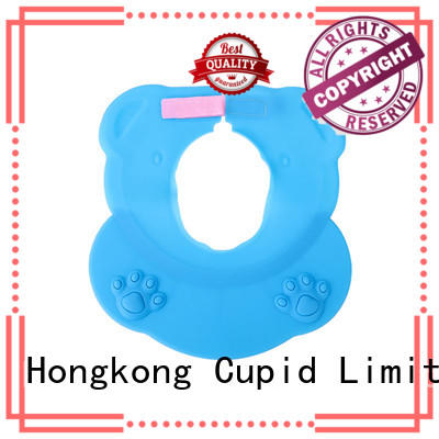 Cupidove rubber baby bibs wholesale for feeding