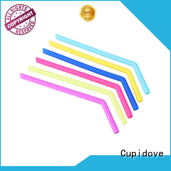 food gradesilicone drinking straws customized for dinner